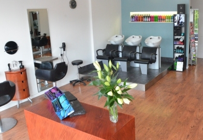 Duo Hair Salon Keynsham - inside of salon