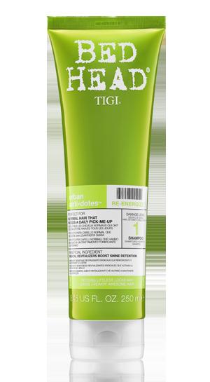 Bedhead Re-energize Shampoo 250ml