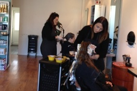 Hair Colouring in Keynsham, Duo Hair Salon
